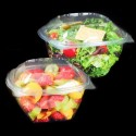 Bol à salade transparent 500cc