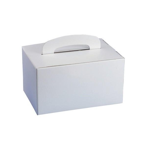 Takeaway Verpakking 12.5x 15.5 x 22.5cm - 20 stuks