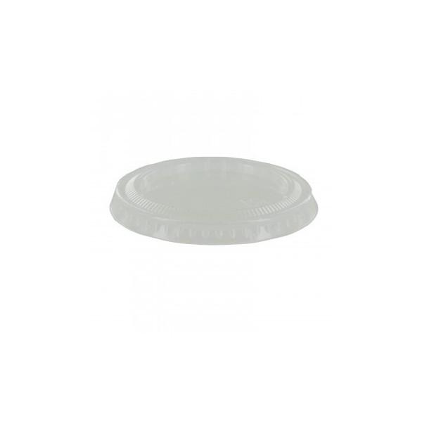 250 couvercles  EPS les pots à sauce en carton brun 45ml (lur2)