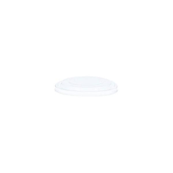 Couvercle transparent pour saladiers carton 500/750/1000ml