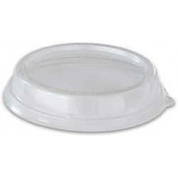 Couvercles transparent pour bol bagasse 600ml