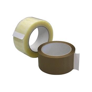 Bandes adhésives PVC transparent