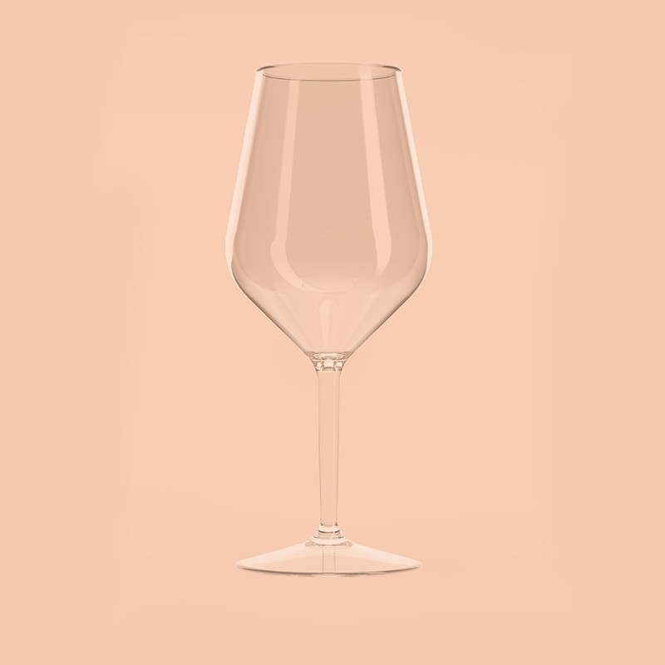 Verre à vin incassable ( 1 pièce)