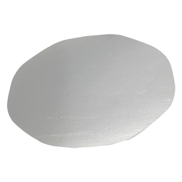 Couvercle pour référence 325.24 25x19,5 CM  carton/Aluminiulm