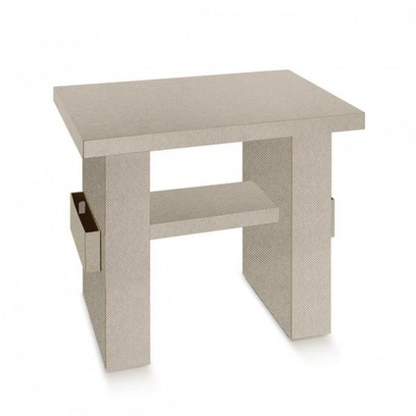 Table en Carton Réutilisable (1 pièce)