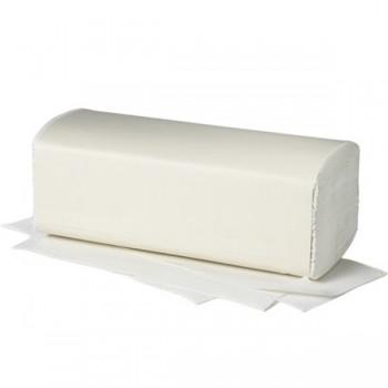 Sanitaire handdoeken Wit ZZ-vouw 25 x 23 cm 3600 stuks