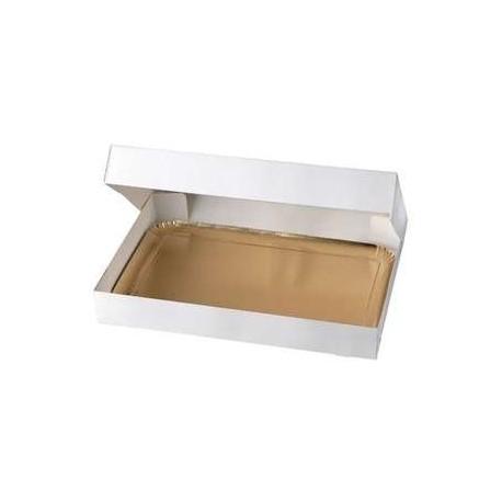 Boite traiteur en carton ( 25 pièces)