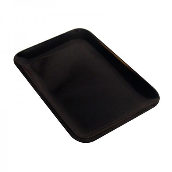 plateau rectangulaire noir