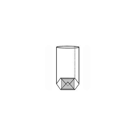 Sachet à fond croisé transparent ( 1000 pièces)