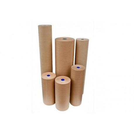 Papier kraft - Naturel - Rouleau - 70 g/m²  100cm x 300m