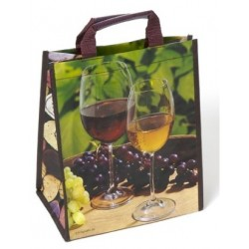 Sac réutilisable pour bouteilles de vin