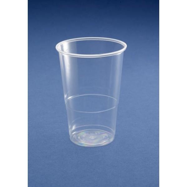 Gobelet plastique blanc 20 cL