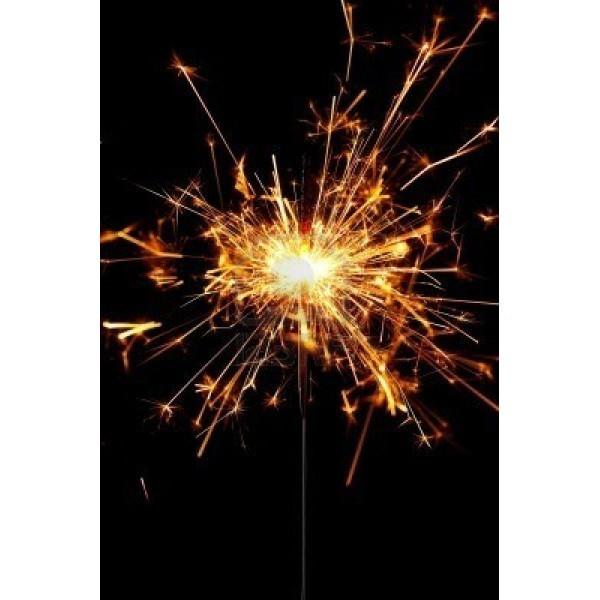 Cierges magiques à durée longue 30 cm ( 10 pièces)