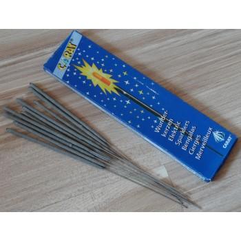 Cierges magiques 16 cm (100 x 10 pièces)
