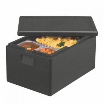 Transportboxen, Zwart EPP | 60x40cm