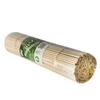 Sjasliekstokjes, bamboe 'pure'