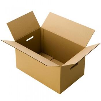 Verhuisdozen met handgrepen ( 60x40x40) 10 stuks minimum